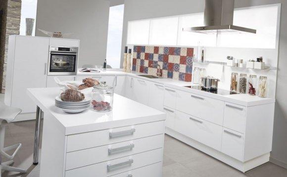 Дизайн кухни - новинки 2014