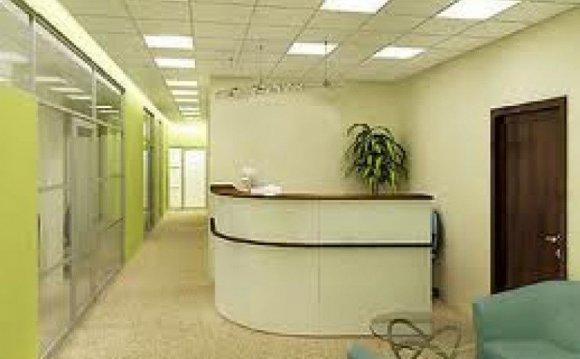 Ремонт и отделка офисов