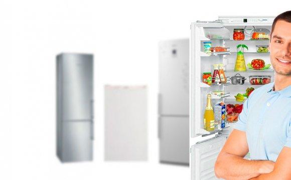 это ремонт холодильников