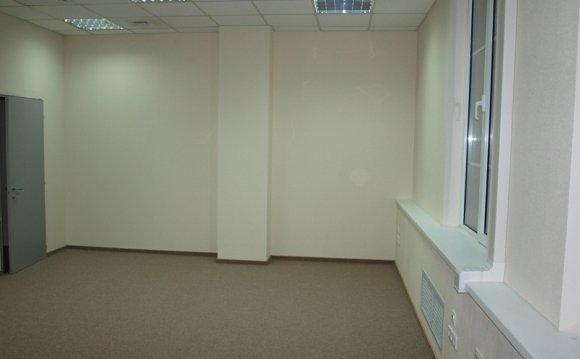 Ремонт офиса площадью 43 м2