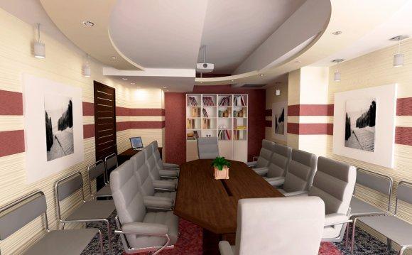 Ремонт и отделка офисов в