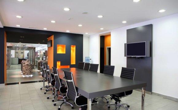 Ремонт офиса эконом класса