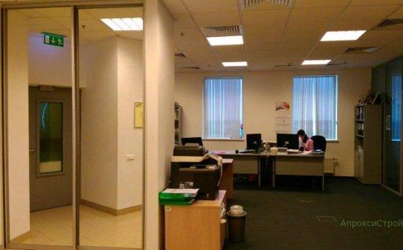 Ремонт и отделка офисных