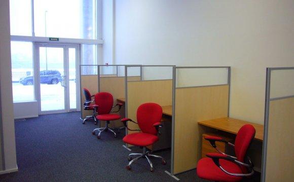Ремонт офиса для компании «