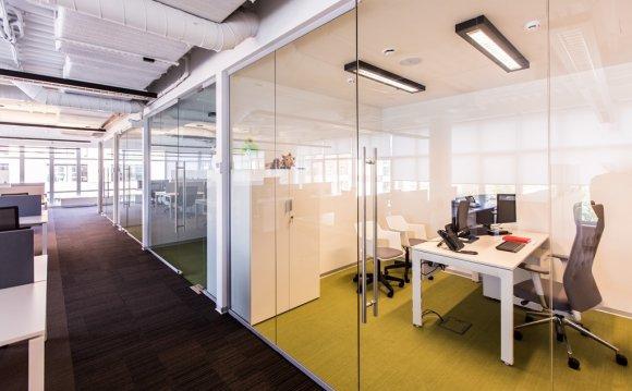компании ремонт офисов