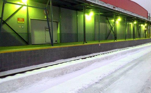 Завод Rockwool в г