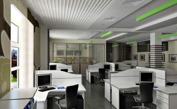 Комплексный ремонт офисов